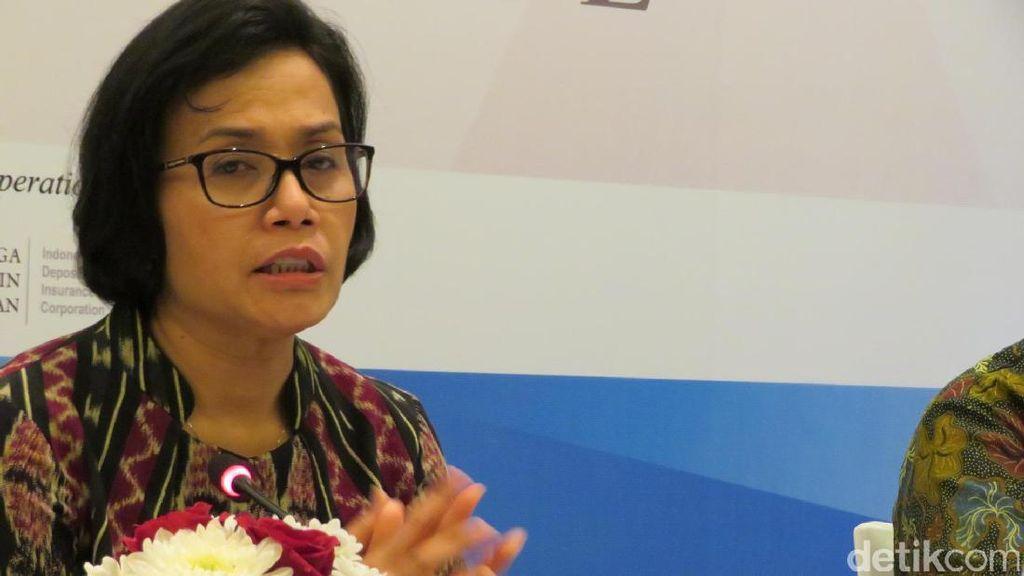 Sri Mulyani Bicara Soal Bank BUMN vs Bank Asing
