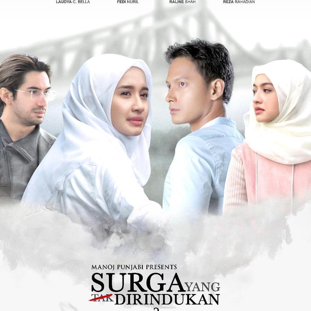 Surga yang Tak Dirindukan 2 Rilis Official Poster (Lagi)