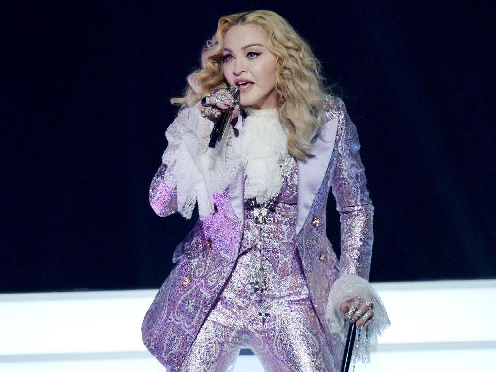 Bersimpati ke George Floyd, Madonna Justru Dikecam karena Tak Sensitif