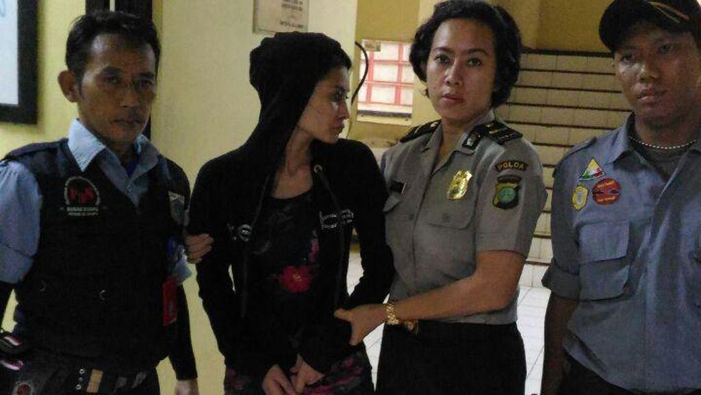 Novi Amalia Dirawat di Panti Sosial Jakarta Barat