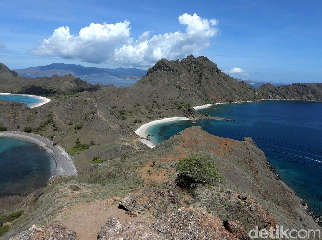 Libur Panjang di NTT, Bisa Main ke Pulau Padar yang Indahnya Tiada Dua!
