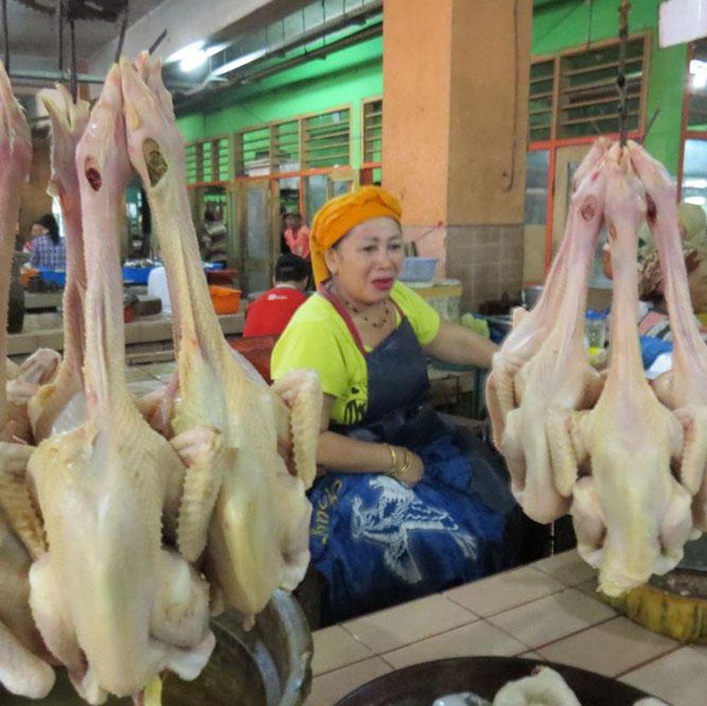 Ini Usulan Agar Pasar Tradisional di Surabaya Bisa Lawan Toko Moderen