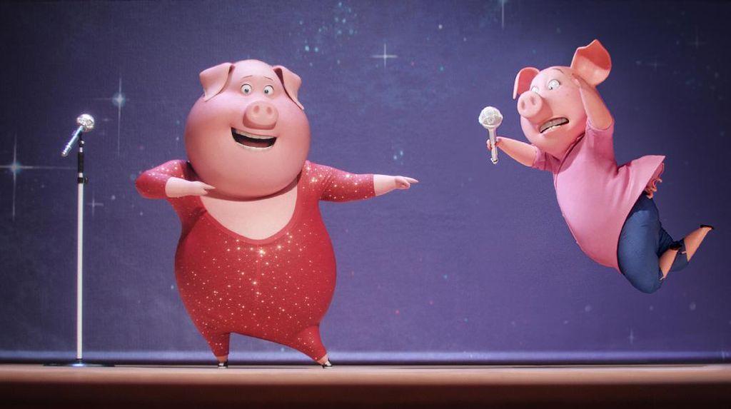 Sing: Audisi Nyanyi di Dunia Binatang