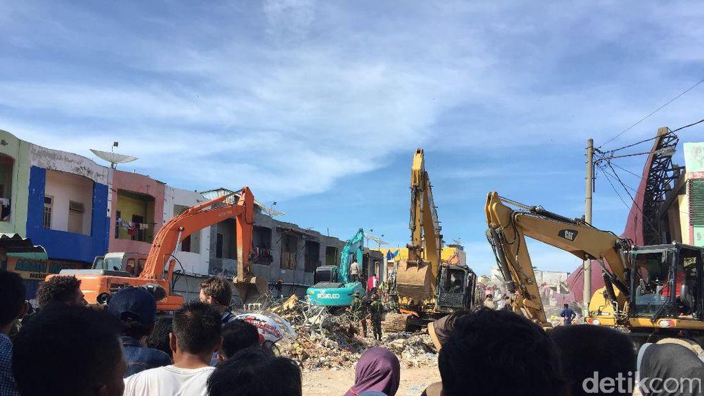 Alat Pendeteksi Nyawa Jadi Andalan Cari Korban di Bawah Reruntuhan