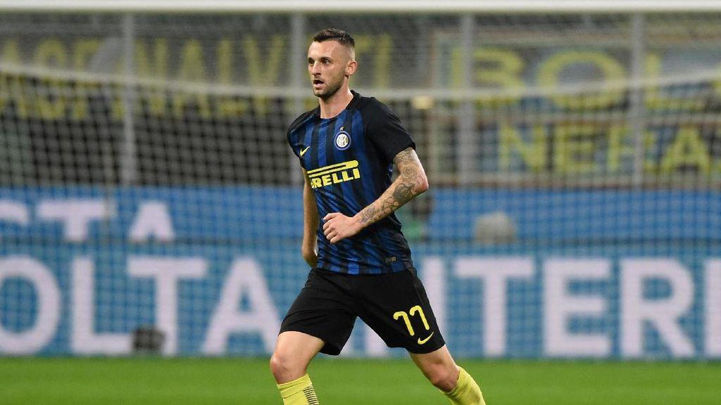 Inter Perpanjang Kontrak Brozovic