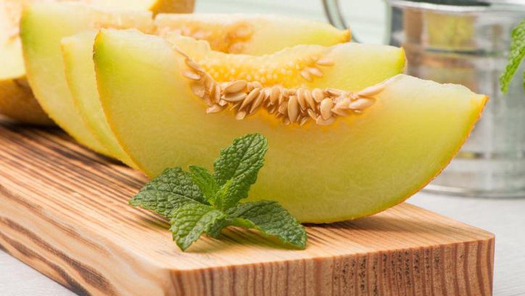 Biji Melon Bisa Jadi Camilan Sehat untuk Turunkan Berat Badan