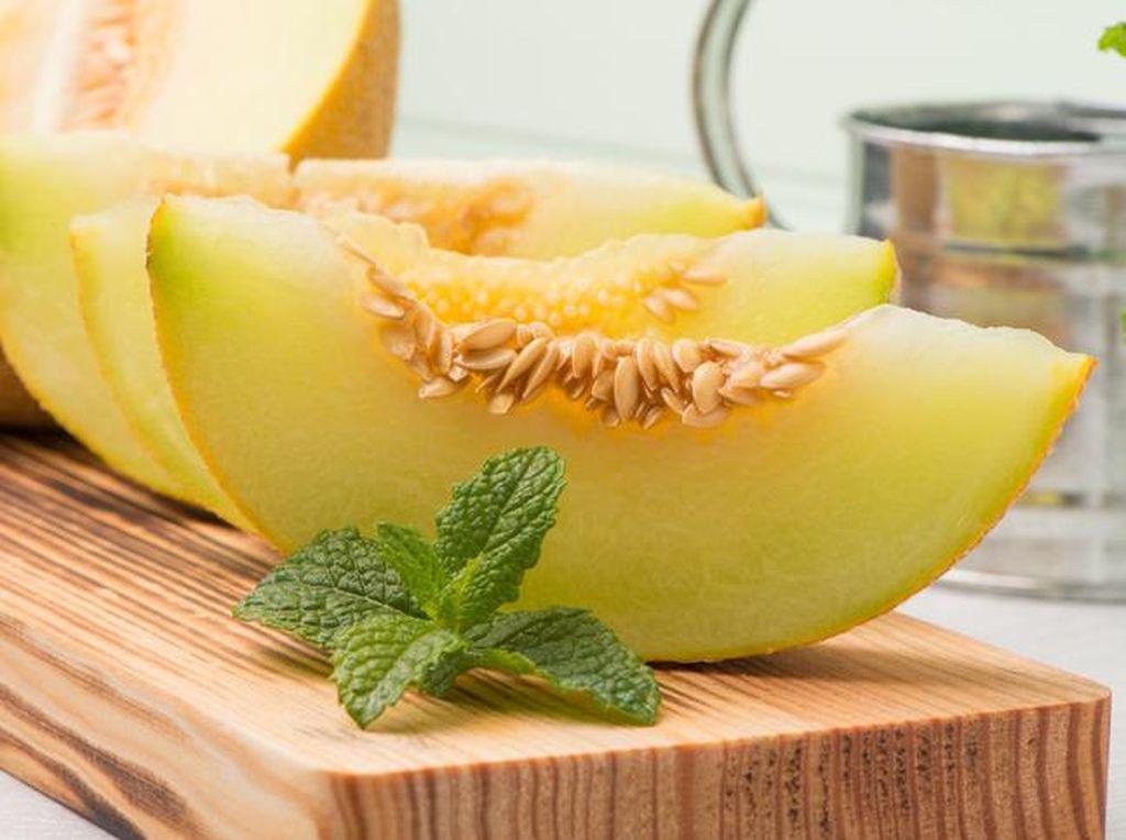 Melon Berbakteri Asal Australia Belum Pernah Masuk RI