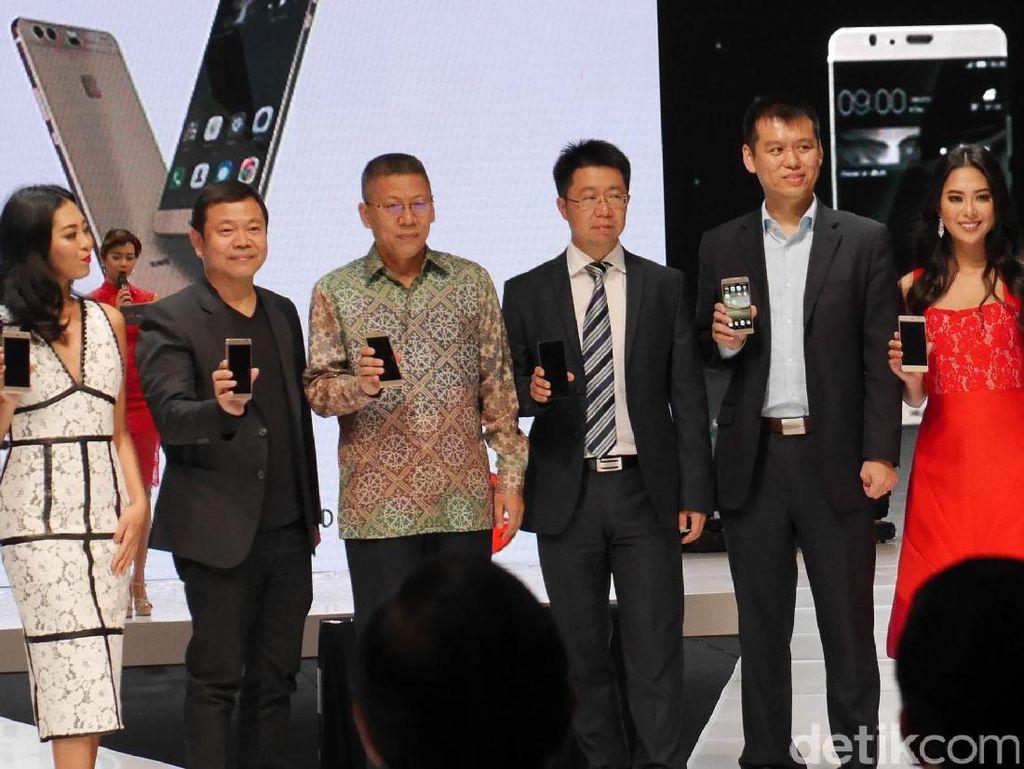 Jatuh Bangun Huawei P9 Penuhi Aturan TKDN 4G