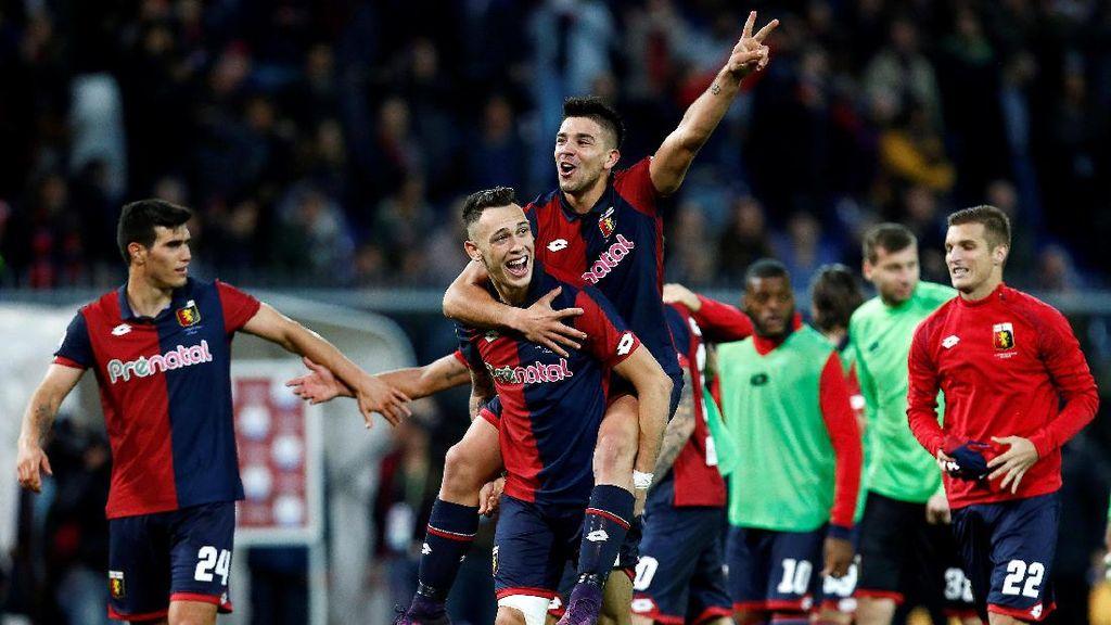 Hadapi Inter, Genoa Ingin Tampil seperti Saat Taklukkan Juventus