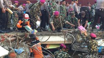 Tim Gabungan Masih Cari Korban Gempa di Pasar Meureudu Aceh