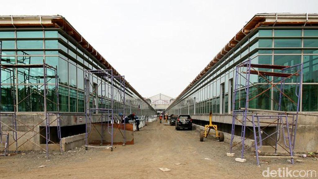Ini Manfaat Proyek Kereta Jakarta-Bandara Soetta