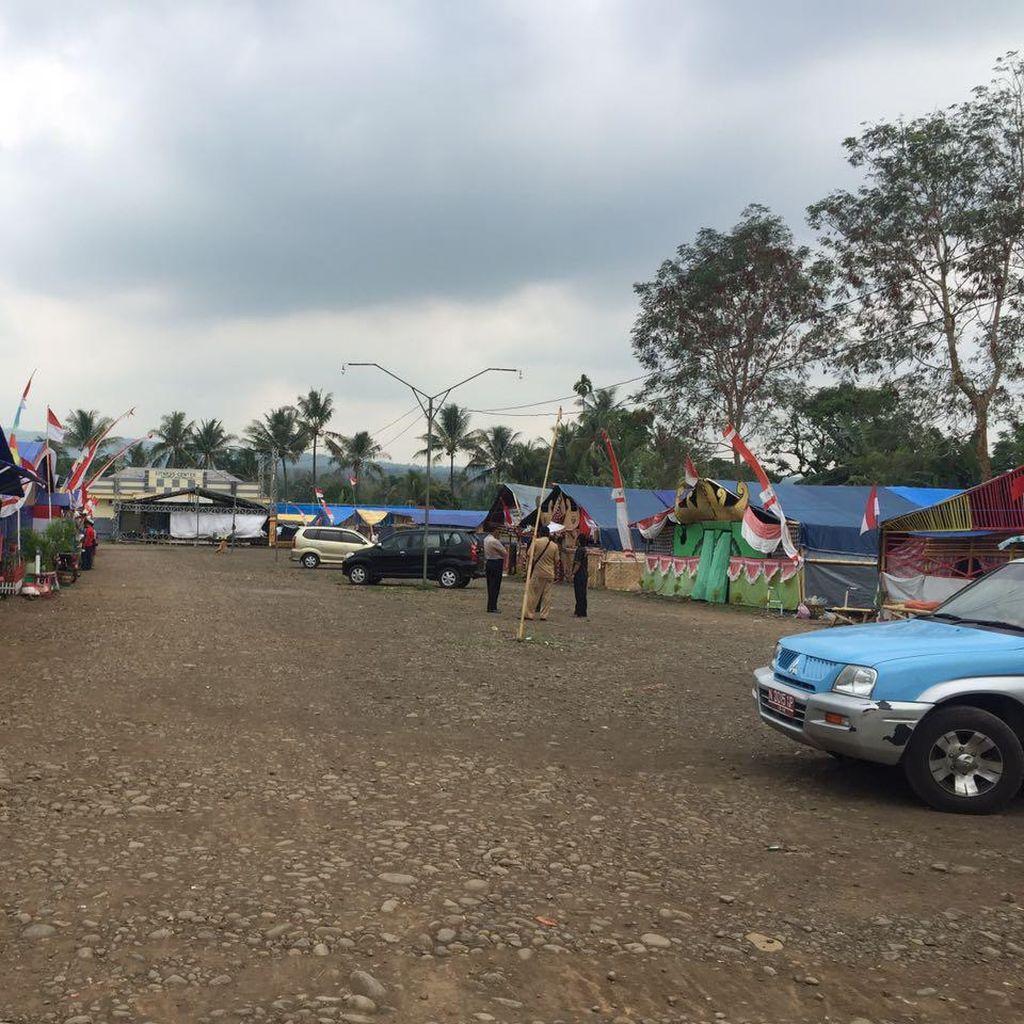 Polisi Beri Waktu 15 Hari Kepada Pengikut Dimas Kanjeng Kosongkan Padepokan