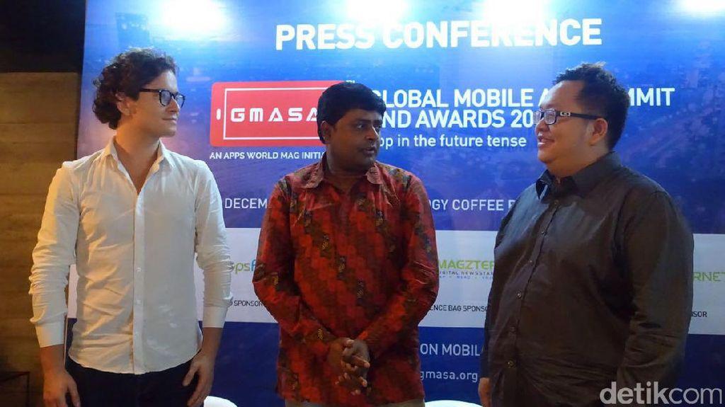 Indonesia Jadi Tuan Rumah Forum Aplikasi Game Dunia