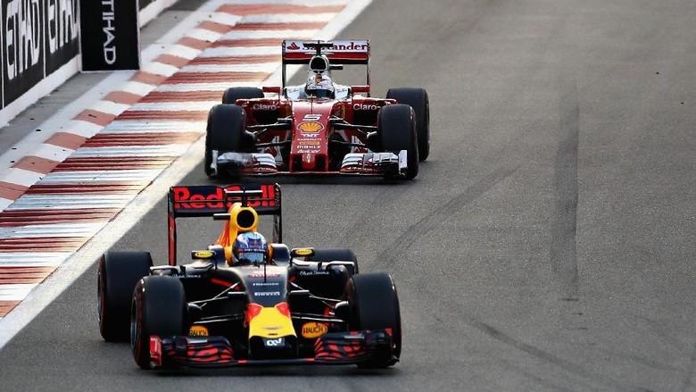 Desainer Red Bull Ungkap Kunci Agar Sukses di Tahun 2017
