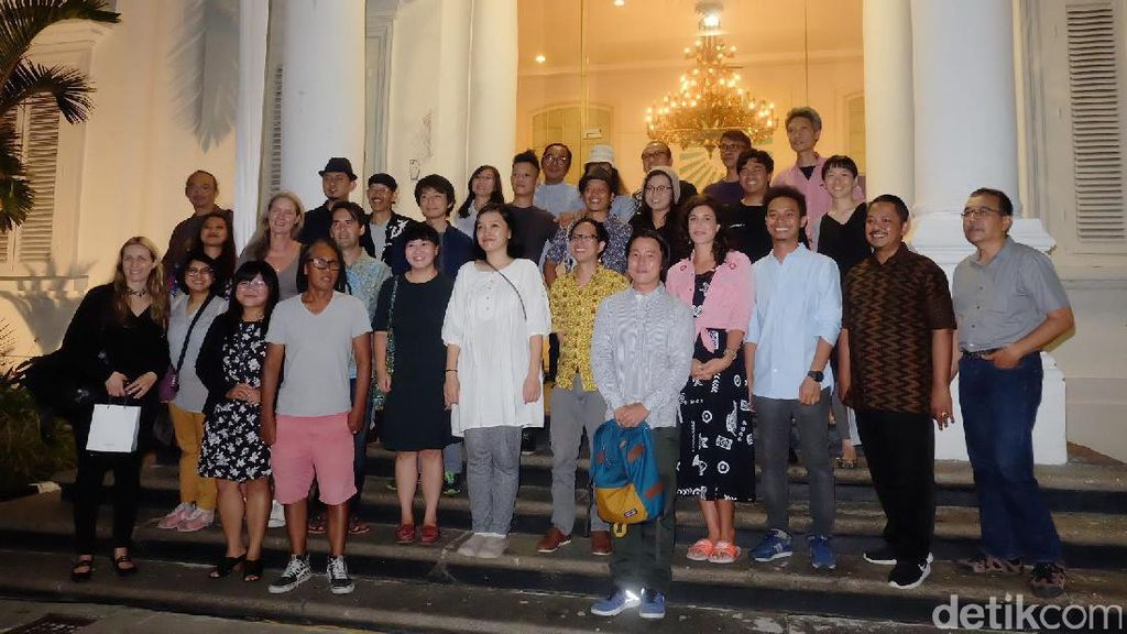 20 Seniman Ikuti Residensi di Jakarta Contemporary Ceramics Biennale ke-4