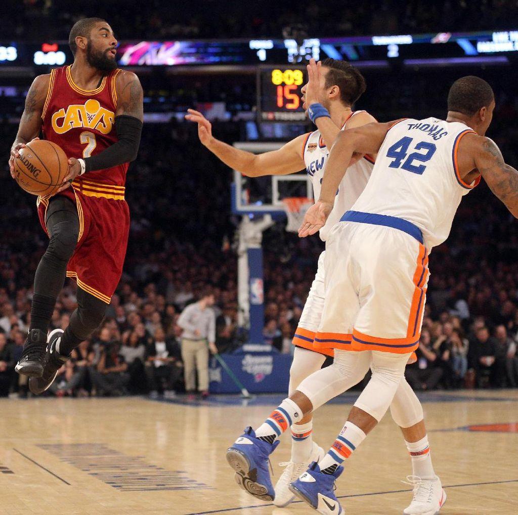 Cavs Menang Mudah, Warriors Teruskan Tren Kemenangan atas Clippers