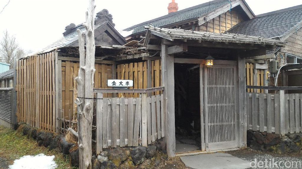 Menjajal Restoran Zaman Meiji di Sapporo, Jepang