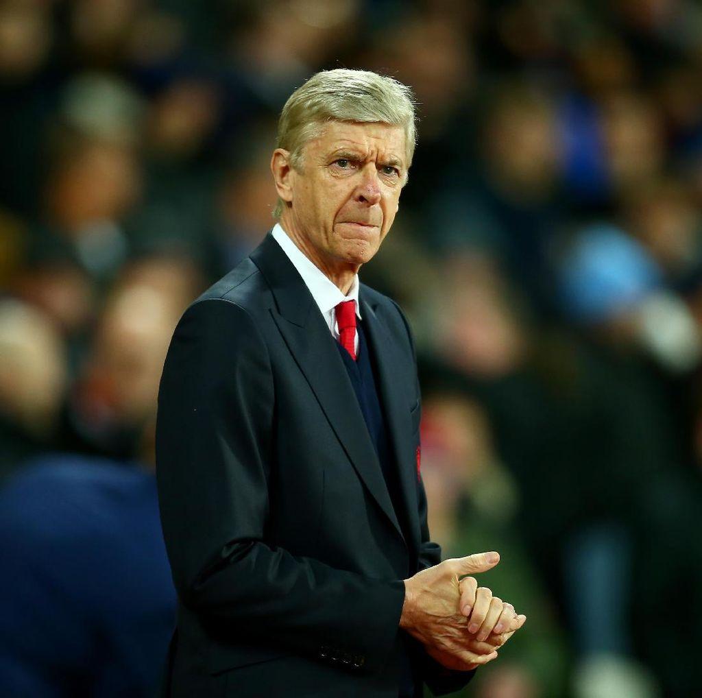 Wenger Soal Potensi Arsenal Jumpa Madrid