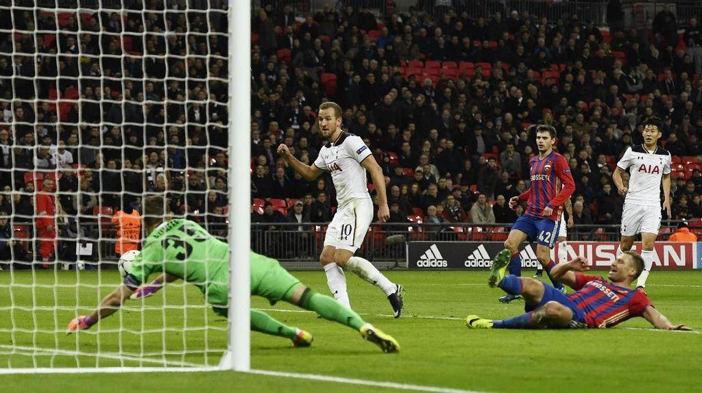 Kalahkan CSKA 3-1, Spurs Rebut Tiket ke Liga Europa