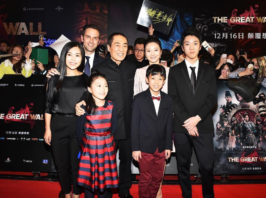 Film The Great Wall Jadi The One and Only bagi Matt Damon
