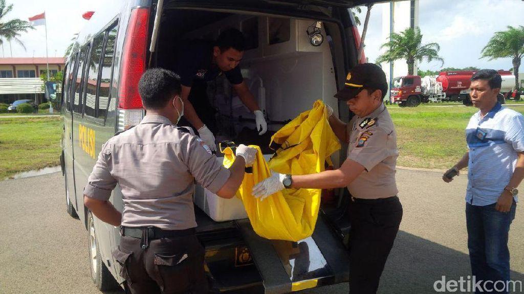 Tim Penyelam Temukan Potongan Tubuh Korban Pesawat Polri Jatuh di Kepri