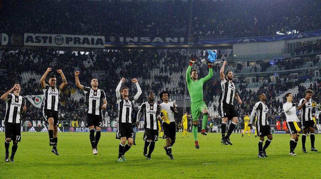 Target Sudah Tercapai, Juve Sementara Lupakan Liga Champions