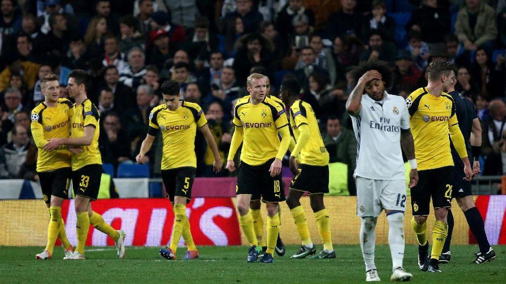 Zidane: Dortmund Pantas Jadi Juara Grup