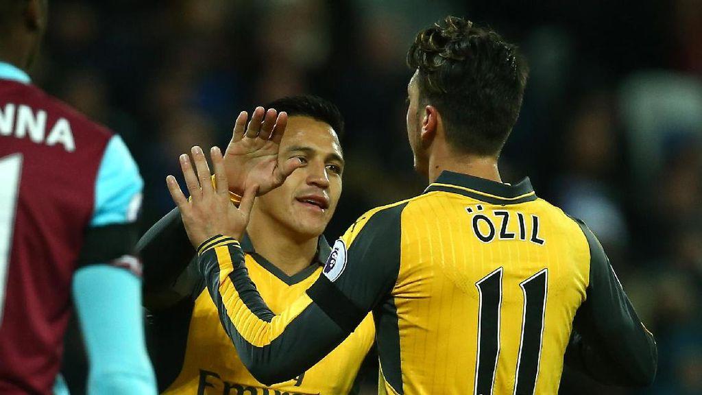 Arsenal Dinilai Punya Mentalitas Tepat untuk Kejar Gelar Premier League