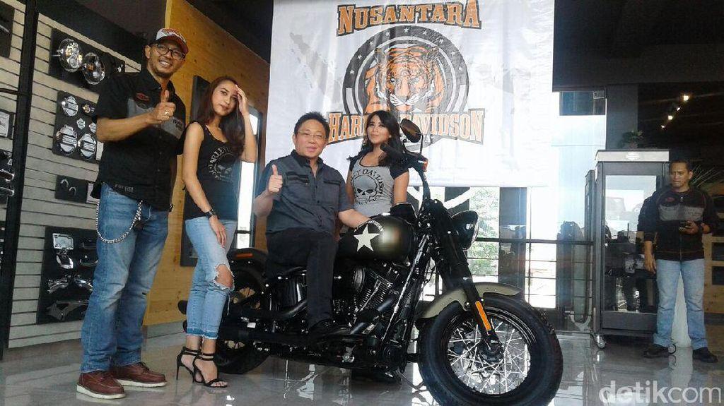 Intip Jagoan Pertama Harley di Indonesia Setelah Vakum 10 Bulan