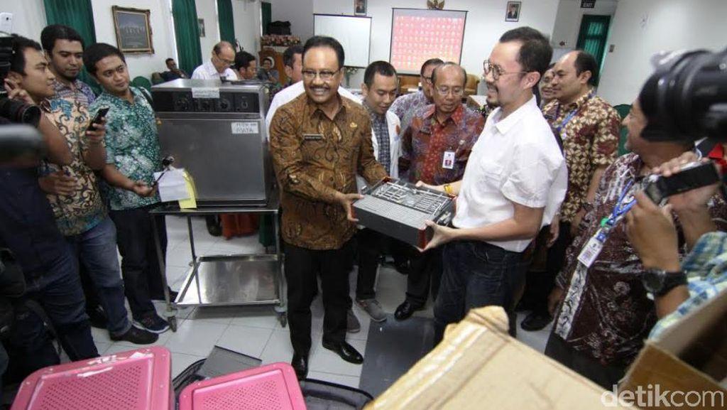 Tim Medis dari Jawa Timur Diberangkatkan untuk Bantu Korban Gempa Aceh
