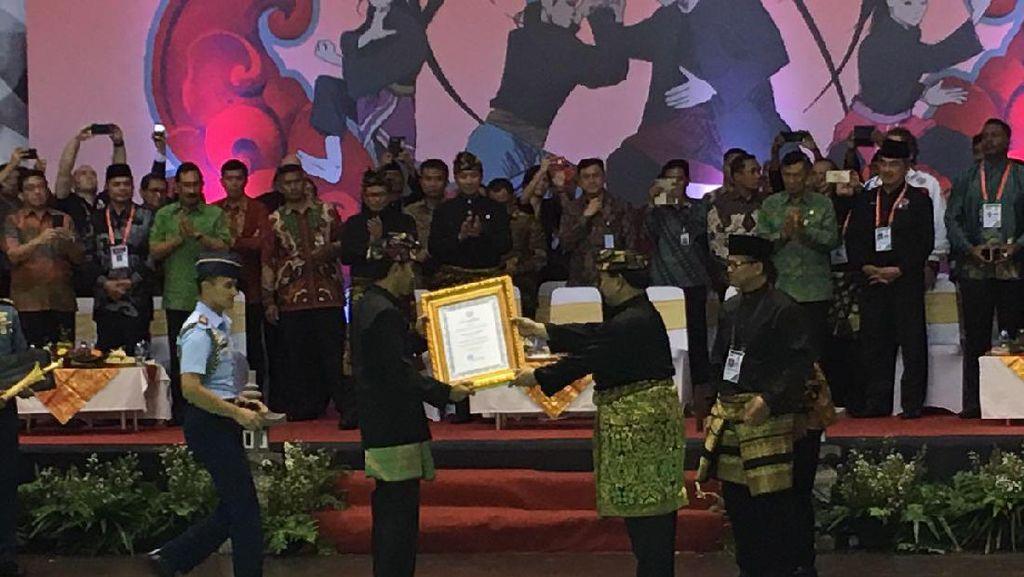 Di Depan Prabowo, Jokowi Bicara Soal Sikap Ksatria dan Tak Sok Jagoan