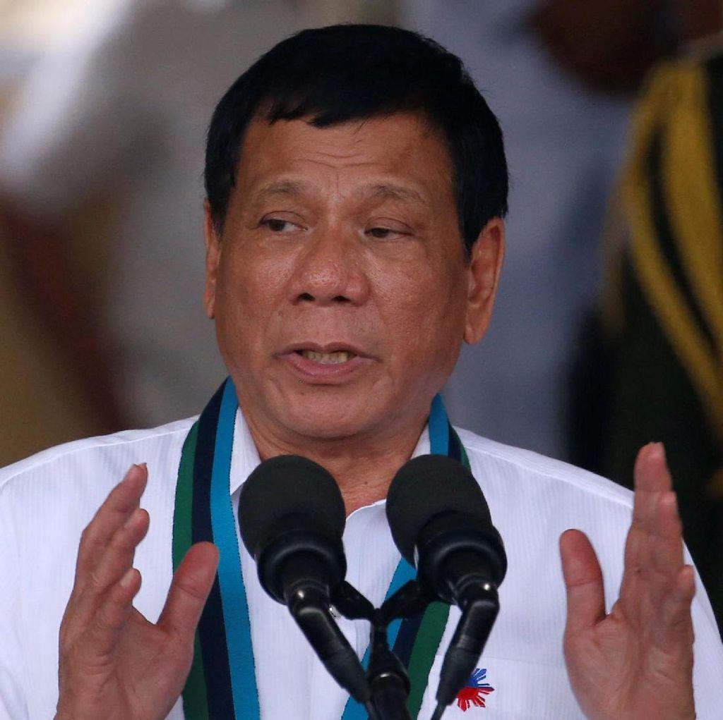 Duterte: ISIS Ingin Bangun Kekhalifahan di Indonesia, Filipina dan Malaysia