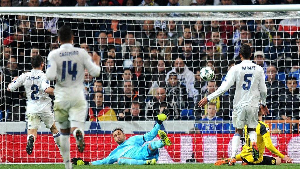 Madrid Diminta Petik Pelajaran dari Hasil Imbang dengan Dortmund