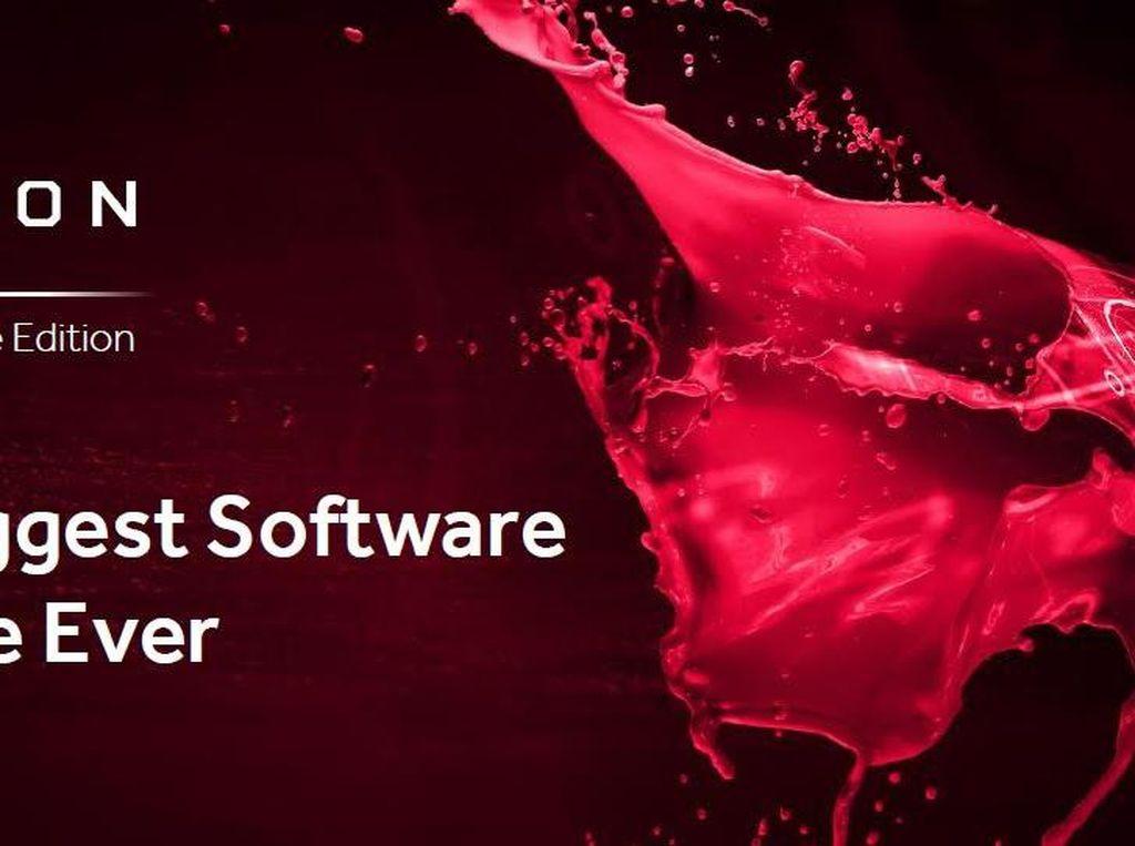 Radeon ReLive Jawaban AMD untuk Konsol Game