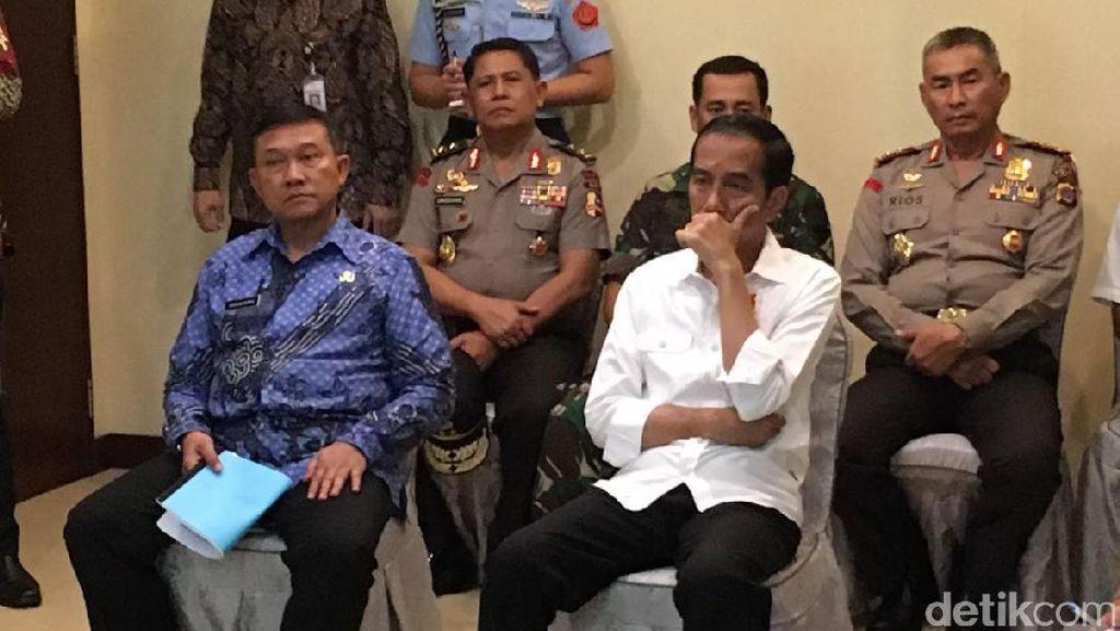 Pagi Ini Jokowi Tinjau Lokasi Gempa di Pidie Jaya