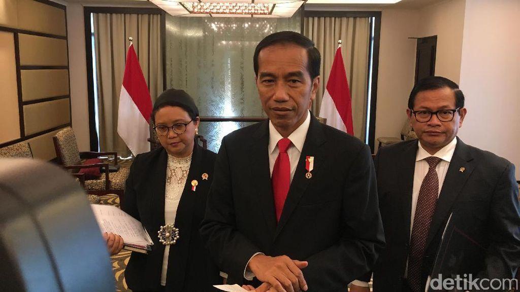 Usai Bertemu Prabowo di Bali, Jokowi Langsung Bertolak ke Aceh