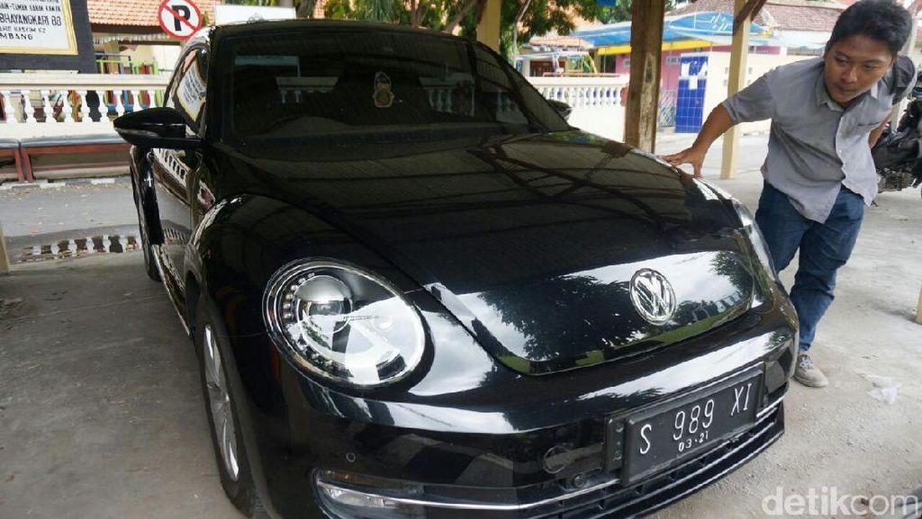 Kendaraan yang Disita KPK dari Rumah Istri Bupati Nganjuk Jadi 5 Unit