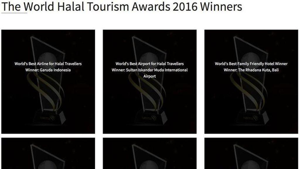 Seberapa Besar Dampak World Halal Travel Awards Bagi Pariwisata Indonesia?