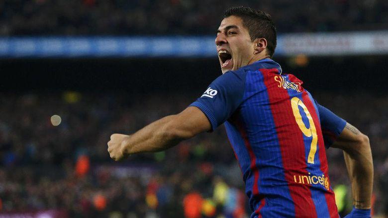 """Bandar Poker - Barcelona Pastikan Kontrak Baru Untuk Suarez"""