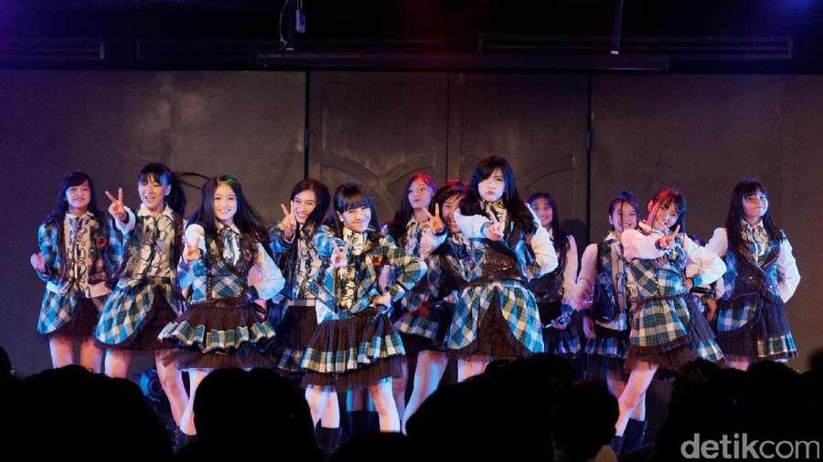 Tim T JKT48 Mulai Jalani Aturan Anti Cinta