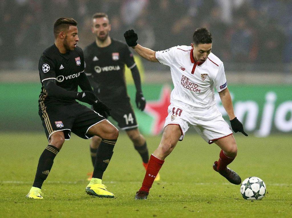 Hasil Imbang dengan Lyon Loloskan Sevilla
