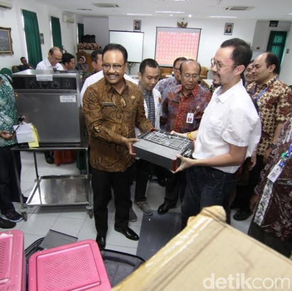 Tim Medis dari Jawa Timur Dikirim ke Korban Gempa Aceh