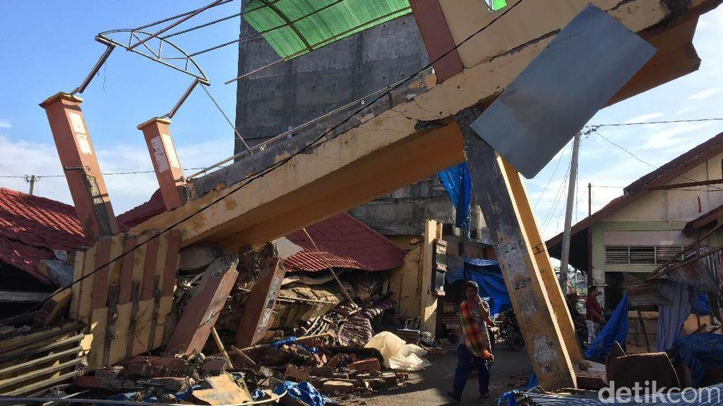 Kisah Mencekam Siti Hawa, di Antara Himpitan Lemari dan Trauma Tsunami