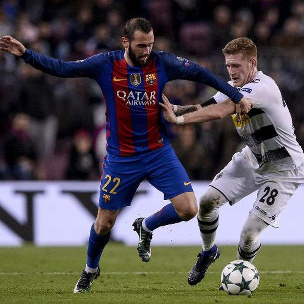 Aleix Vidal Belum Menyerah di Barca