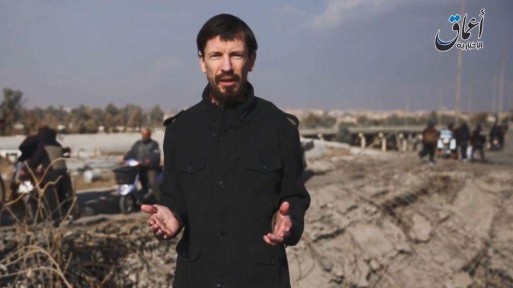 Disandera Sejak 2012, Jurnalis Inggris Muncul dalam Video ISIS di Mosul
