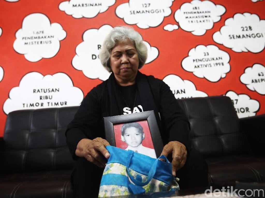 Menagih Janji Jokowi Jelang Hari HAM Dunia