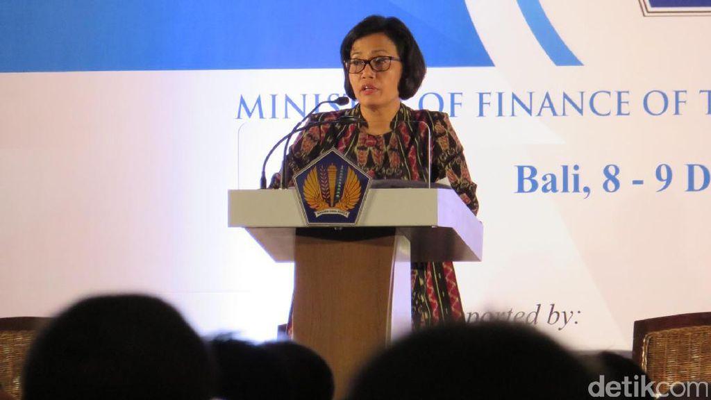 Ekonomi Global Lesu, Sri Mulyani: RI masih Tumbuh Sangat Bagus di Atas 5%