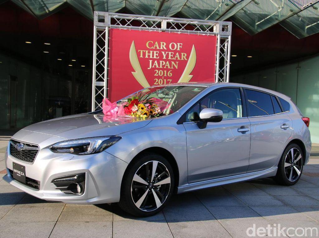 Ini Dia Mobil Terbaik Jepang