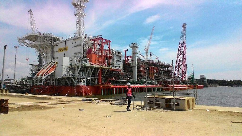 Kontraktor Migas Wajib Pakai Kapal dan Anjungan Made in Indonesia