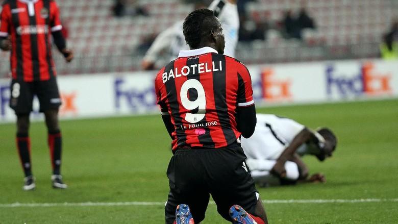 Karena Balotelli Bukan Perjudian untuk Nice